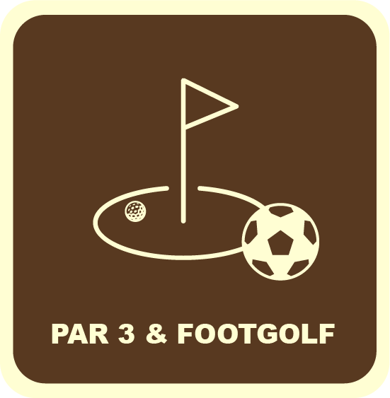 Par 3 and Footgolf
